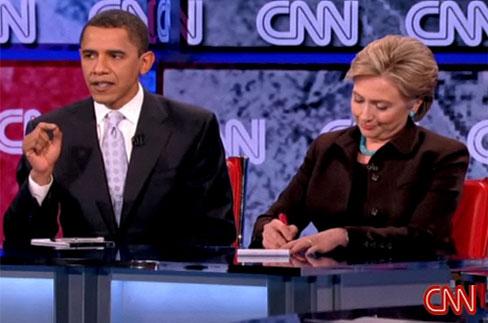Clinton Debate Smile 1
