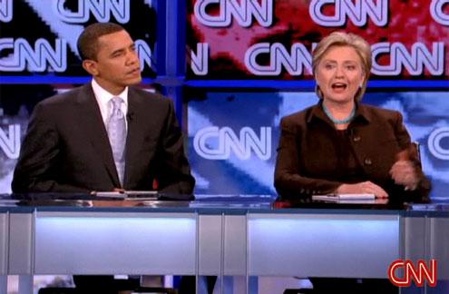 Obama Debate Presidential 2
